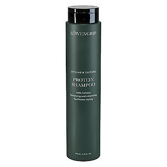 Shampooing de protéines de style et de texture de L-wengrip 250 ml