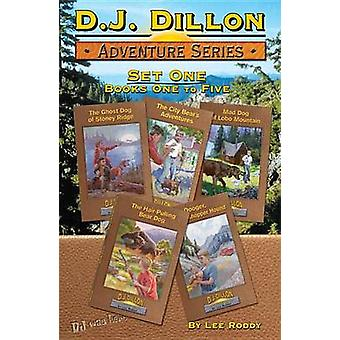 D.J. Dillon Adventure Series Set 1 by Lee Roddy - 9780880622486 Book