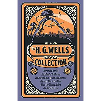 The H. G. Wells Collection by H. G. Wells - 9781784286088 Book