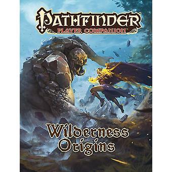 Pathfinder Player Companion Wilderness Origins Book