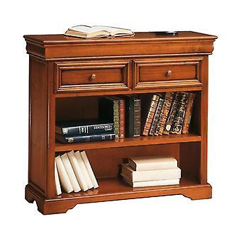 Kleines Bücherregal Luigi Filippo 2 Zimmer 2 Schubladen