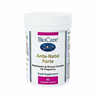 BioCare AnteNatal Forte (Pregnancy Multinutrient) Caps 60 (15160)