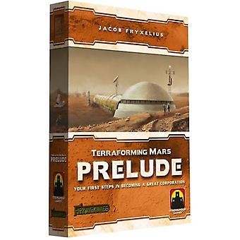 Terraforming Mars Prelude Expansion Pack Terraforming Mars Prelude Pack