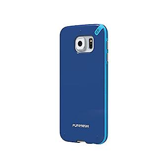 PureGear Slim Shell Case for Samsung Galaxy S6 - Pacific Blue