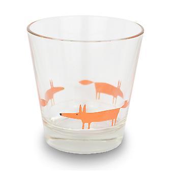 Scion Mr Fox Single Glass Tumbler