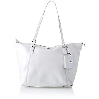 YNOT Sl02/pe18 Women's White shoulder bag 14.5x27x46 cm (W x H x L)