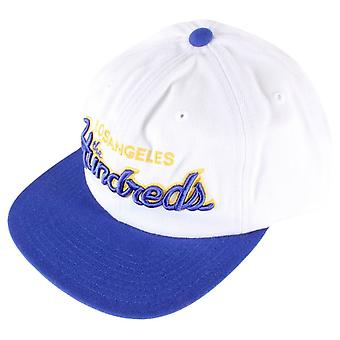 The Hundreds Team Two Snapback Cap - White/Blue
