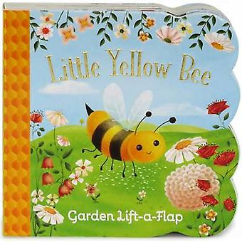 Little Yellow Bee Lift a Flap by Ginger Swift - 9781680520835 Book