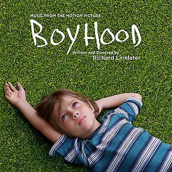 Boyhood: Music From the Motion Picture - Boyhood: Music From the Motion Picture [CD] USA import