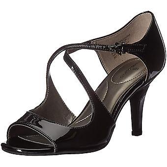 Bandolino Womens Maggiora Open Toe Special Occasion Ankle Strap Sandals