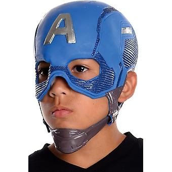 Captain America Child Mask