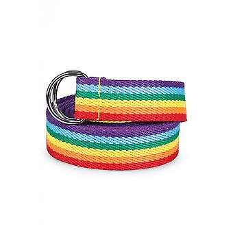 Attitude Clothing Rainbow Skater Belt