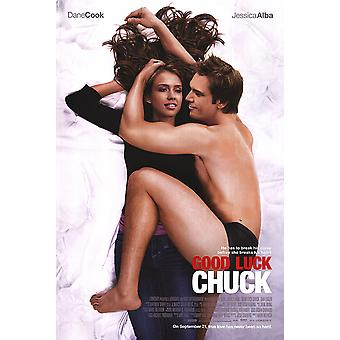 Good Luck Chuck (Single Sided Regular) (2007) Original Cinema Poster