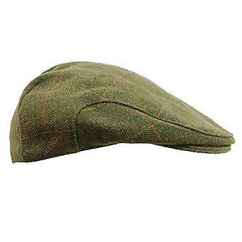 ek Wholesale Tweed Flat Cap