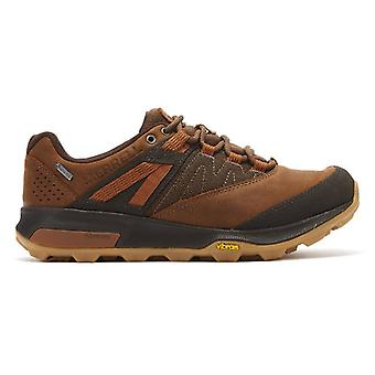 Merrell Zion GORE -TEX® Mens Toffee Trainers