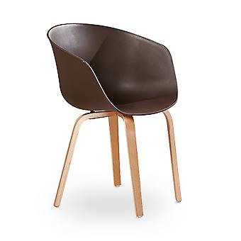 Marcelo Dining Chair Chocolate