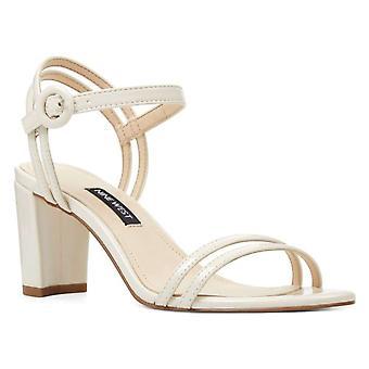 Nove West Womens PIPER3 Open Toe Bridal Ankle Strap Sandálias