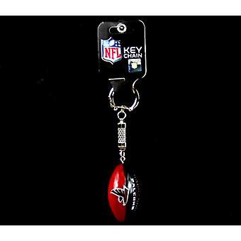Atlanta Falcons NFL fútbol llavero