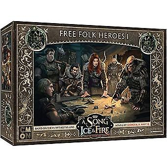 Free Folk Heroes Box 1 A Song of Ice and Fire Expansion