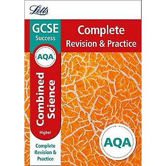AQA GCSE 91 Combined Science Higher Complete Revision  Pra