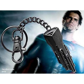 Command Key Keychain van Superman man van staal