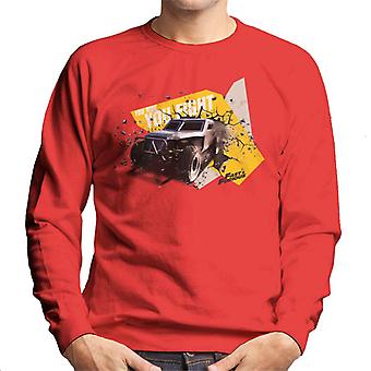 Fast and Furious You Ride You Fight Men's Sweatshirt