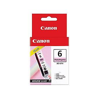 Canon BCI6PM Foto Magenta Tinta