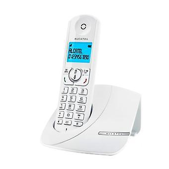 Wireless Phone DUO Alcatel F380-S (2 pcs) White