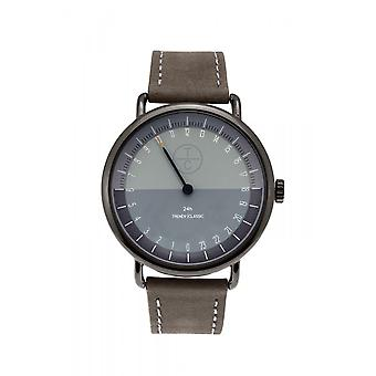 Watch Trendy Classic Jack CC1048-08 - steel grey movement 24 hours man case