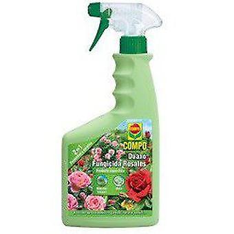 Compo Duaxo fungicida Rosales Pistol 750ml (Jardim, Inseto e parasitas)