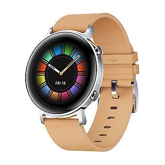 Huawei - Smartwatch - Huawei GT 2 (Diana B19V) Classic-Gravel Beige - 55024508