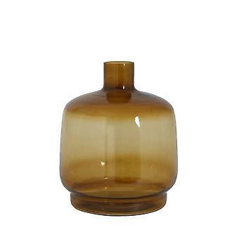 Light & Living Vase 25x30cm Teques Yellow Ocher