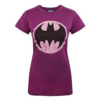 Skräpmat Batman Bat Signal Kvinnor & s T-shirt