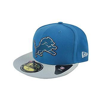 New Era 59Fifty NFL Detroit Lions Draft Cap