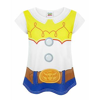 Disney Toy Story Jessie Costume Girl's Children's T-Shirt Top