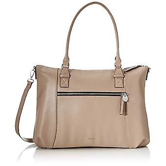 s.Oliver (Bags) 39,001.94.2942 PocketsWomenHand BagBrown (Brown) 12.5x30x42 Centimeters (B x H x T)