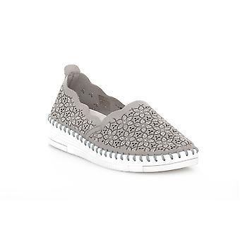 Grunland gray f6vivy shoes