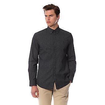 Men's Trussardi Black Shirt