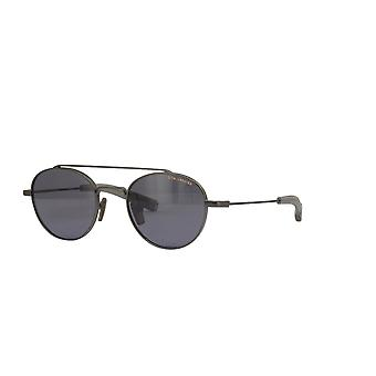 Dita Lancier DLS103 04 Black Gunmetal/Polarised Grey Sunglasses