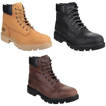 Timberland Pro Mens Sawhorse Lace Up Safety Boots