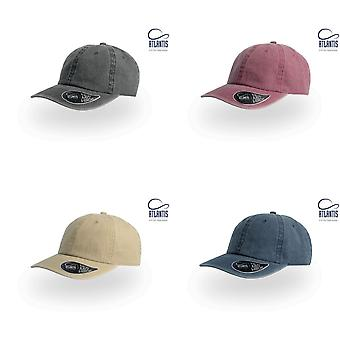 Atlantis Digg Pigment Dyed 6 Panel Cap