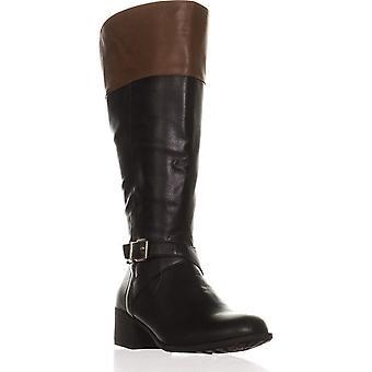 Stil & Co. Kvinnors venesap Runda Tå Mid-Calf Fashion Boots