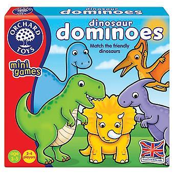 恐竜ドミノ