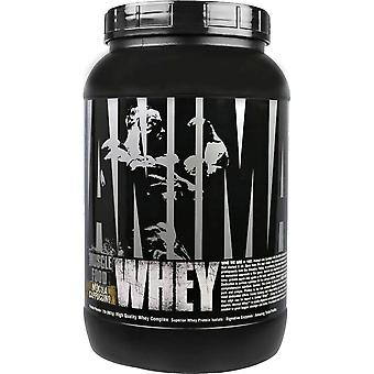 Universal Nutrition Animal Whey - About 27 Servings - Mocha Cappuccino