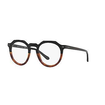 Polo Ralph Lauren PH2190 5581 Top Black On Tortoise Glasses