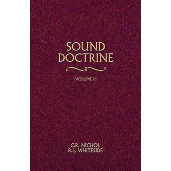 Sound Doctrine Vol. 3 by Nichol & C. R.