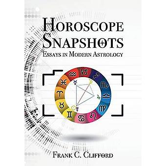 Horoscope Snapshots Essays in Modern Astrology by Clifford & Frank C