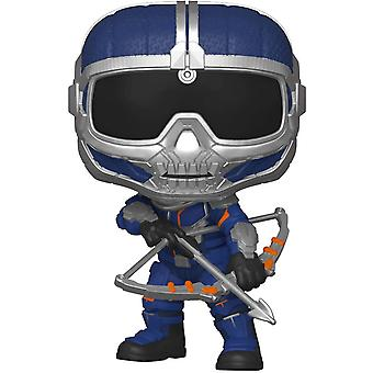 Funko Pop 46685 Marvel Black Widow - Taskmaster With Bow