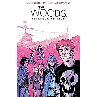 The Woods Yearbook Edition Book Two by James Tynion IV - 978168415392