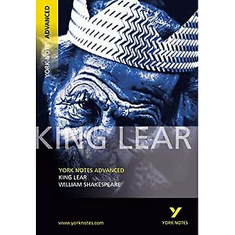 York Notes on William Shakespeare's  King Lear  (York Notes Advanced)